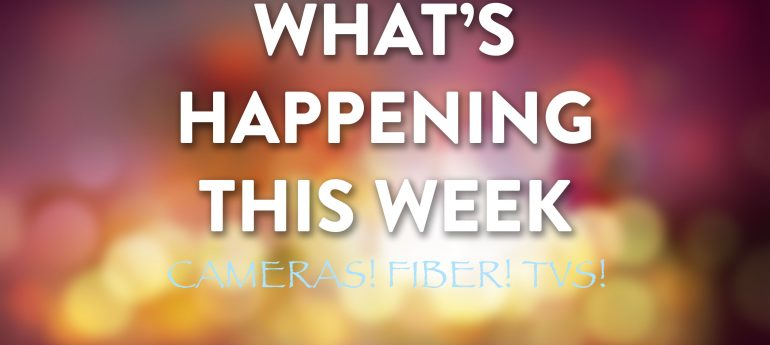 Our Week: May 13-17, 2019