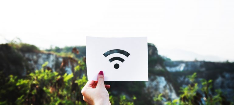 The World's First Whole Home WiFi System